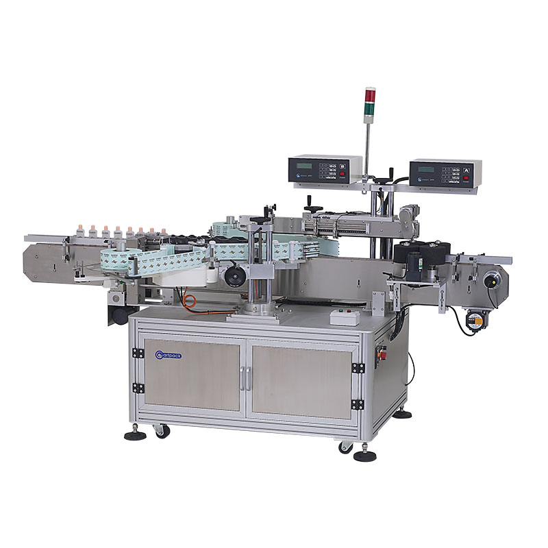 AP-610 Front and Back Labeling Machine