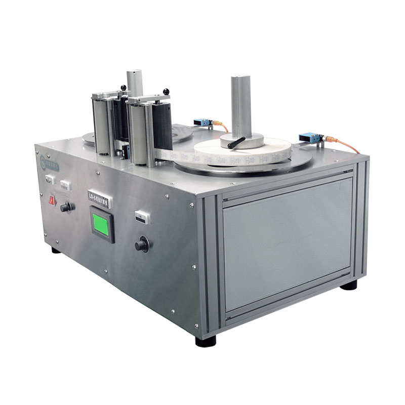 LD-6  Label Rewinder & Counter