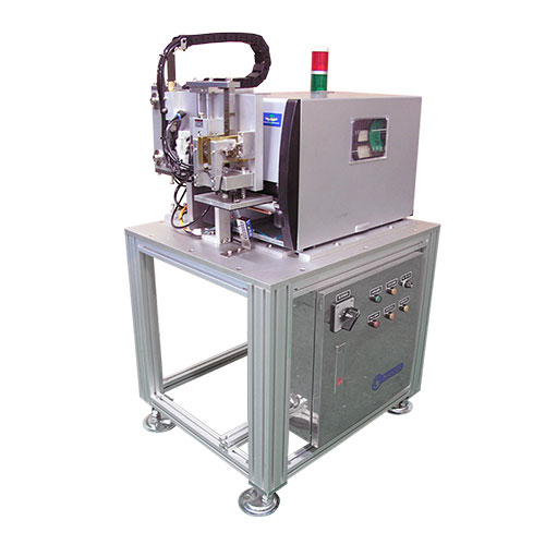 LD-572 label print and apply system