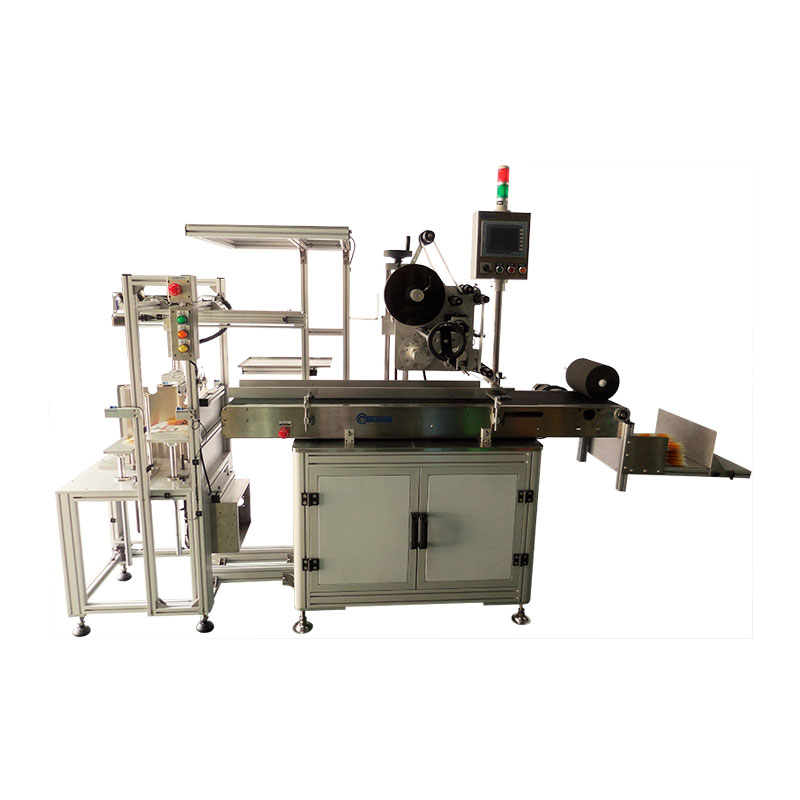 AP-100 Wipe-on label print Labeling Machine